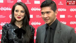 Download Video Iko Uwais & Julie Estelle Interview - The Raid 2 Berandal & The Raid 3 MP3 3GP MP4