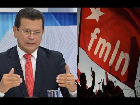 Hugo Martínez y el partido FMLN, el silencioso tercer lugar sin oportunidad