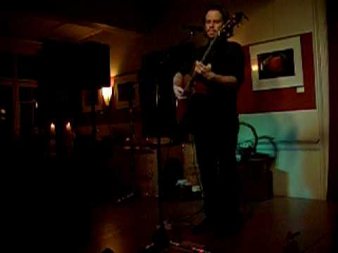 "Dave Tate plays ""The Solitude of Here""  Live in the Netherlands at De Slotplaats"