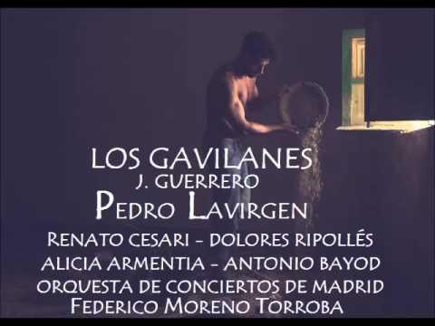 LOS GAVILANES - JACINTO GUERRERO.
