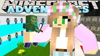 Minecraft-Little Kelly Adventures- EVIL DOLLS COMING TO LIFE!