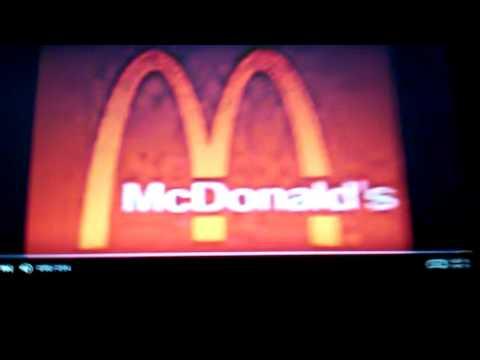 McDonald's theme song