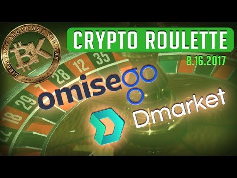 CRYPTO ROULETTE: OMG & DMarket 🔥 Free Bitcoin Technical Analysis & CryptoCurrency News BTC USD 2107