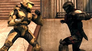 Repeat youtube video Red vs. Blue: We Will Rock You (Action Montage)