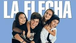 LA FLECHA ➳ Quattro ➳ Vídeo Clips Oficial ➳ (Merly - Fabiana - Brando - Thiago)