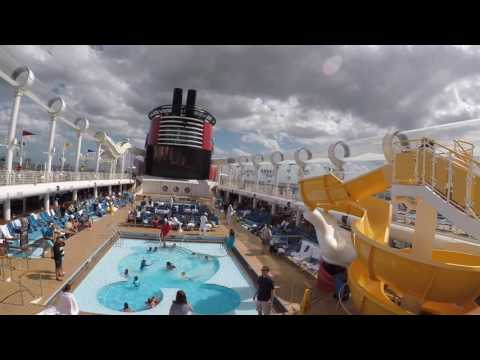 DISNEY DREAM 1ST DAY !!!!!!!!