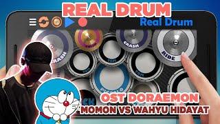 Ost. Doraemon Kolaborasi Minang Kocak & Wahyu Hidayatt | Real Drum Cover