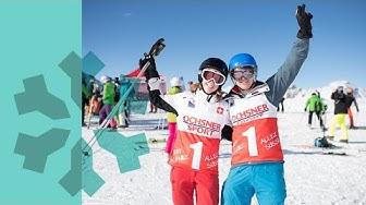 Tausche Alltag gegen Skitag - Gratis Pistenplausch mit OCHSNER SPORT