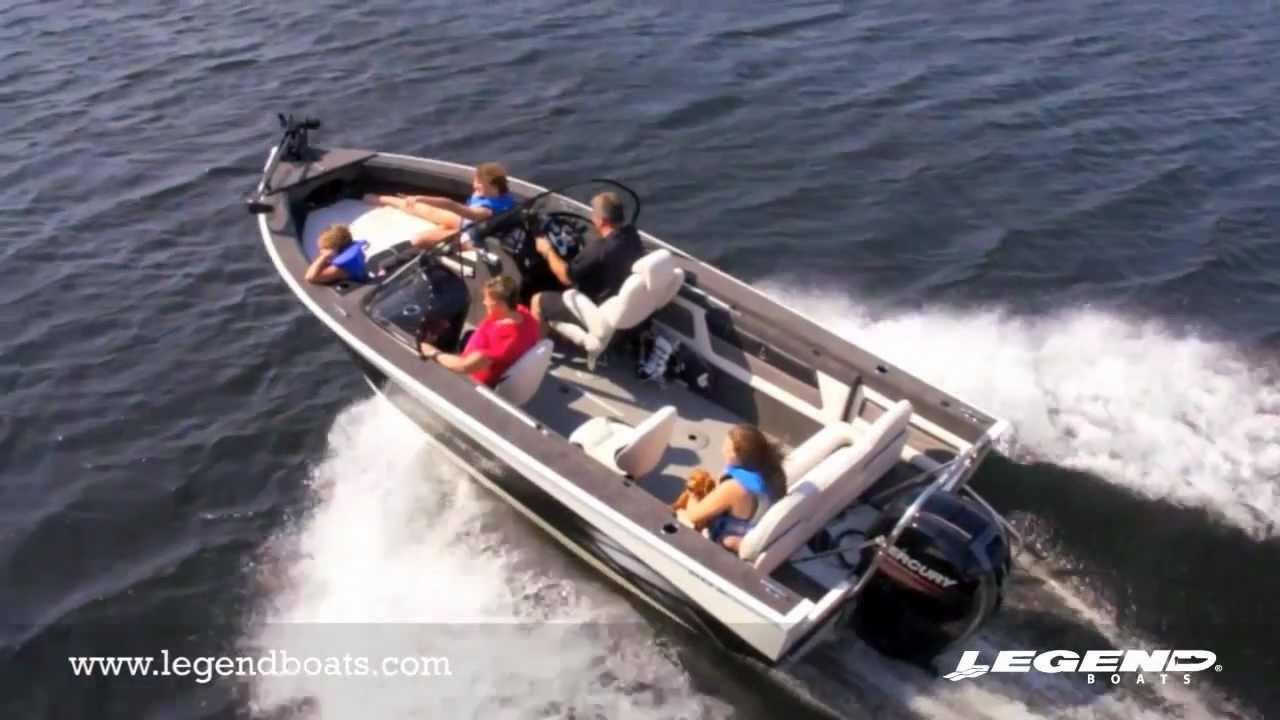 Best aluminum fishing boats by legend boats 20 xcalibur for Best aluminum fishing boat