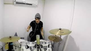 Martin Garrix Feat Macklemore & Patrick Stump of Fall Out Boy - Summer Day Drum cover