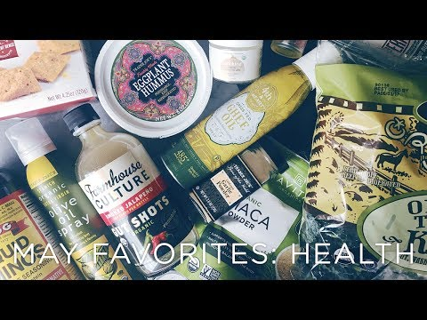 May Favorites   Health Food, Skincare, + Wellness Items #LivAndLearnARMY