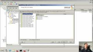 Deploying Microsoft Office using a Microsoft Transform File
