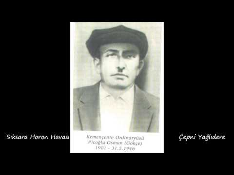 Piçoğlu Osman - Sıksara Horan Havası