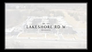 SOLD!! 354-1575 Lakeshore Road West Mississauga | Virtual Tour