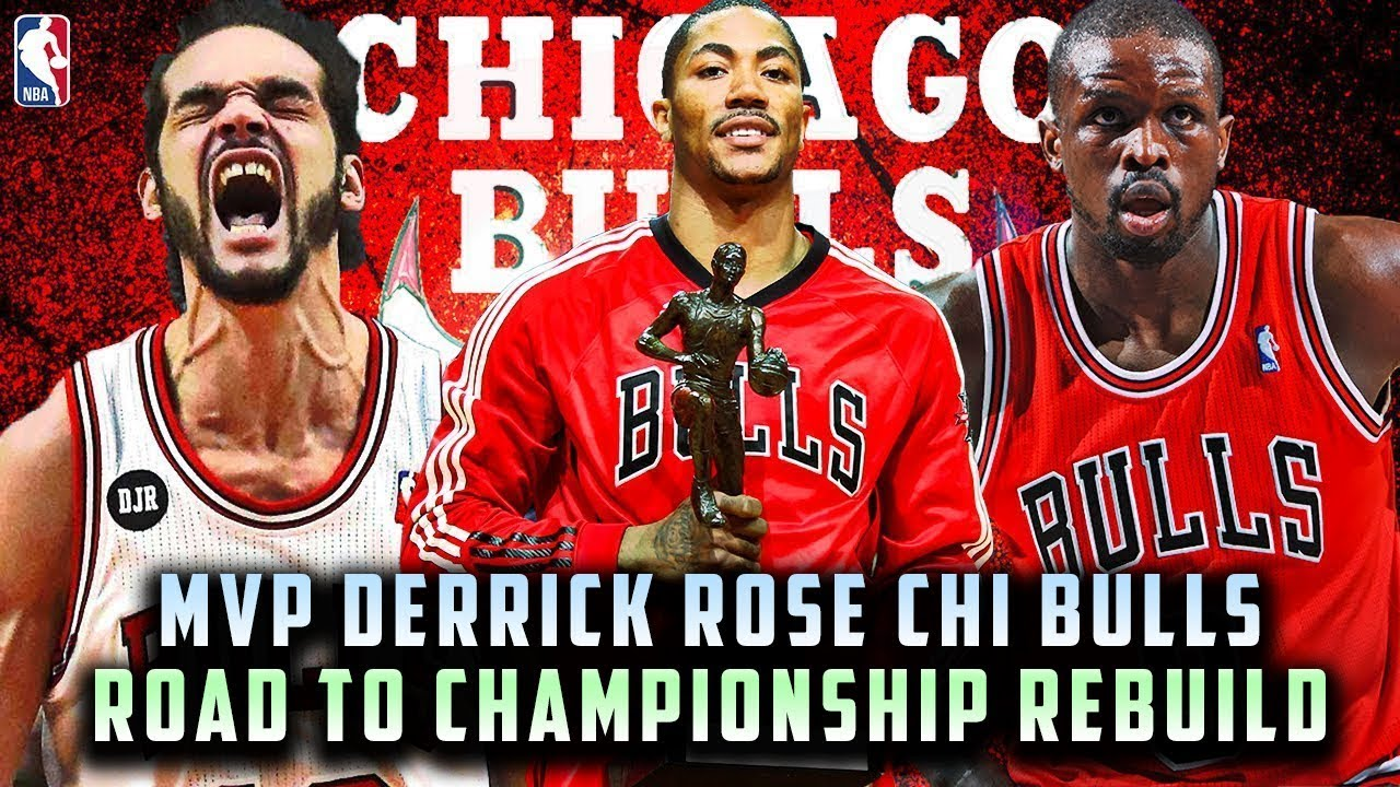 13b2c34c5ebb MVP DERRICK ROSE RETURNS! 2011 CHICAGO BULLS ROAD TO CHAMPIONSHIP! NBA 2K19  REBUILD