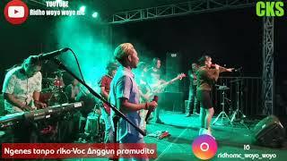 Ngenes tanpo riko-Anggun dian pramudita/CKS/live silir krajan/Singer top mantul/suara merdu