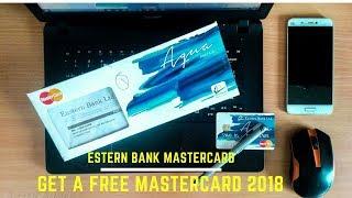 EBL Aqua MasterCard  ফ্রীতে নিয়ে নিন মাস্টারকার্ড Part 1 by IT Gadgets Store