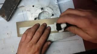 Film Kablo Tamiri - Flexible Flat Cable Repair