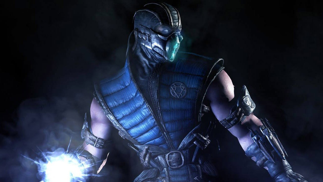 Image result for sub zero mortal kombat