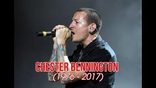Chester Bennington ♥ Linkin Park đã mãi ra đi ở tuổi 41 (1976 - 2017)😥