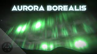 Unity VFX - Aurora Borealis Effect Shader Graph Tutorial