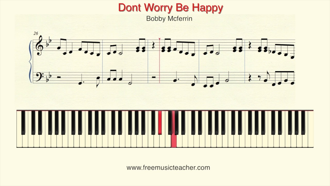 Bobby mcferrin dont worry be happy youtube bobby mcferrin dont worry be happy hexwebz Images