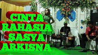 COVER CINTA RAHASIA-VOC.SASYA ARKISNA-NEW DELTA