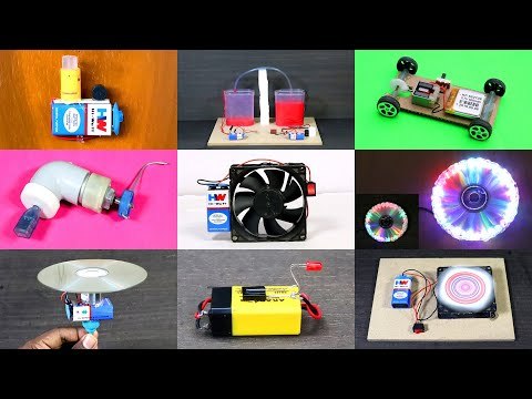 Top 10 Simple School Science Project Ideas for Science Exhibition - Part 2