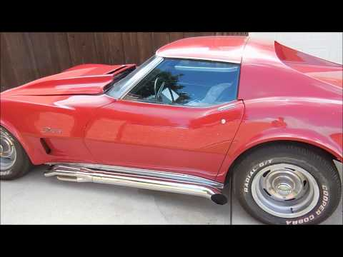 1973 Corvette Coupe Project DeBubbafy Part 1 of 4: First Look