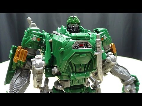 Transformers Age of Extinction Voyager HOUND: EmGo's Transformers Reviews N' Stuff