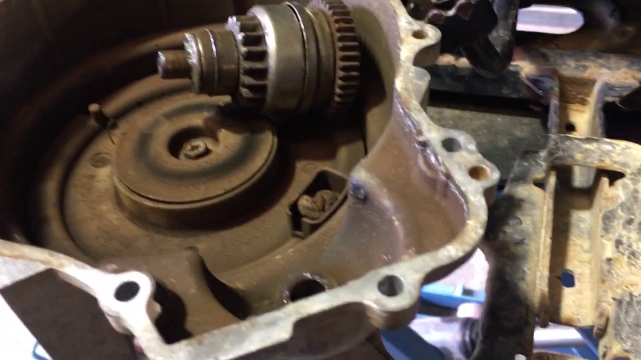 Polaris Sportsman 500 HO Engine Noise - Revealed Pt  3