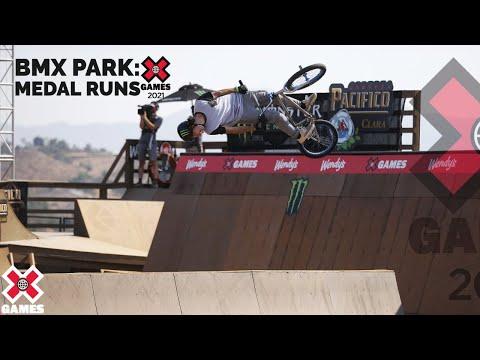 MEDAL RUNS: Wendy's BMX Park | X Games 2021