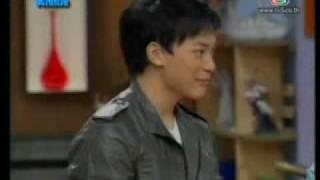 Big @ Glom Gig CH5 thai TV variety show (english subtitle) part 1/3
