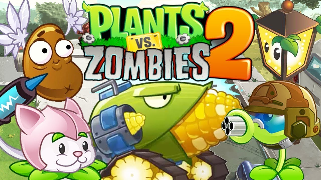 Download plants vs zombies 2 exe for free (Windows)