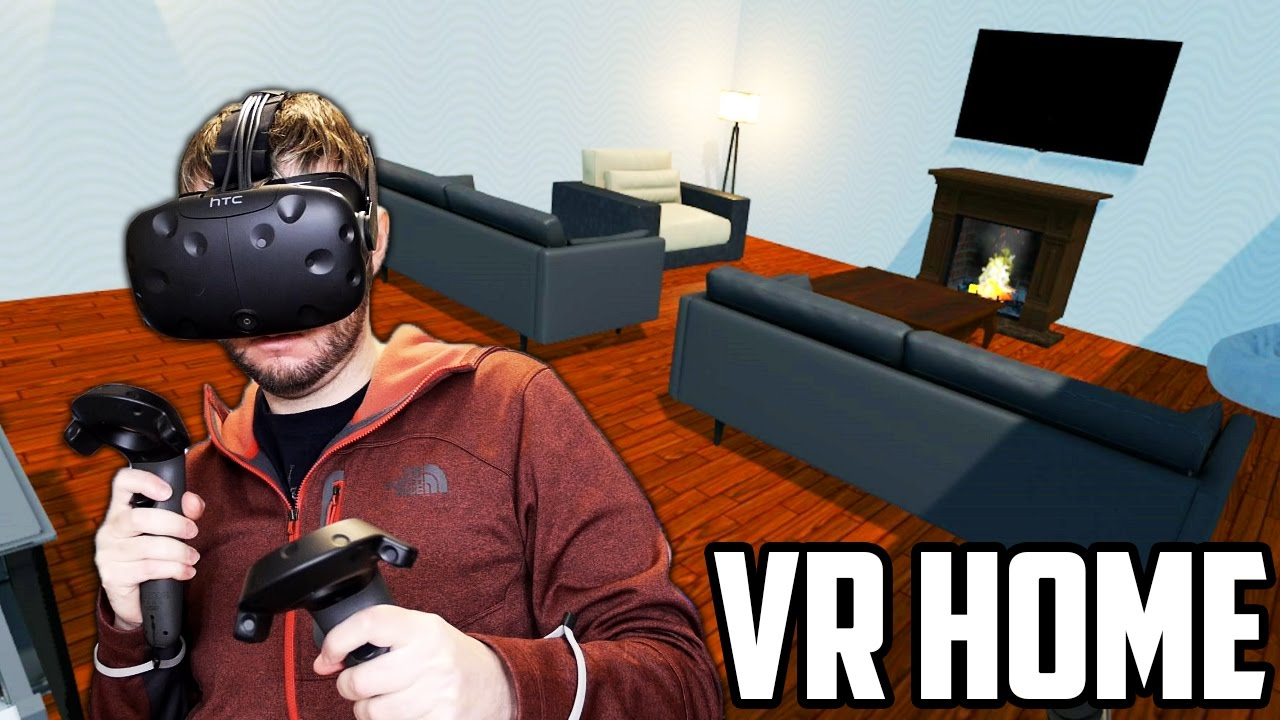 designing my dream house in virtual reality vr home gameplay htc vive - Designing My Dream Home