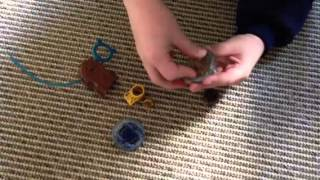 Como montar e desmontar beyblade