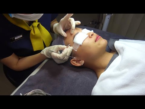 Full Service, ASMR Facial Skin Care, Let Me In Spa Danang Korea Medical Skin Care Services.