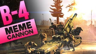 The B-4: Meme Cannon [Company of Heroes 2]