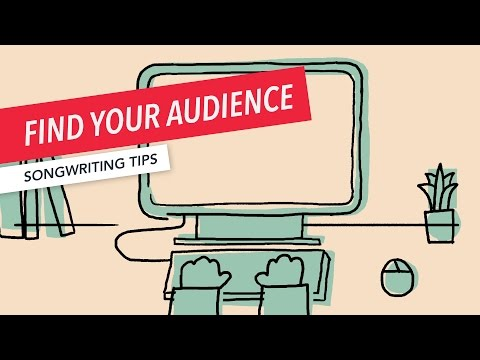 How to Find Your Professional Audience | Songwriting | Music Business | Tips & Tricks