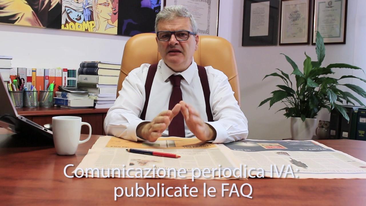 Proroga comunicazioni iva in gazzetta adempimento for Aliquote iva in vigore 2017