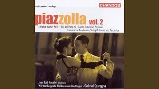 Bandoneon Concerto: III. Presto - Moderato, melancolico final - Pesante