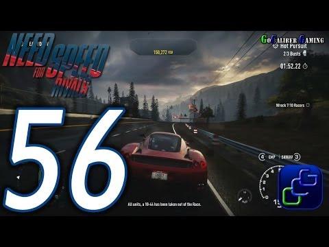Need For Speed Rivals Walkthrough - Part 56 - COP Career: ENFORCER Speedlist