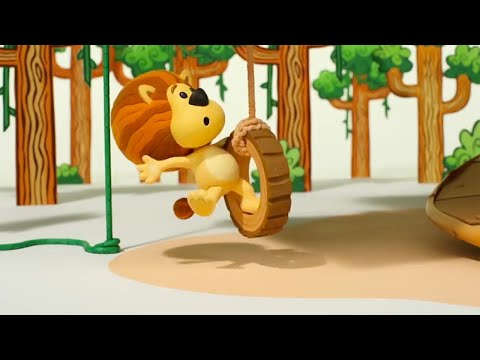 Raa Raa The Noisy Lion | Raa Raa Finds a Voice | Full Episodes | Kids Cartoon | Videos For Kids