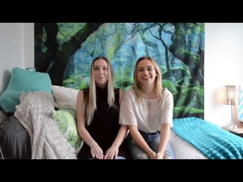 UBC DORM ROOM TOUR