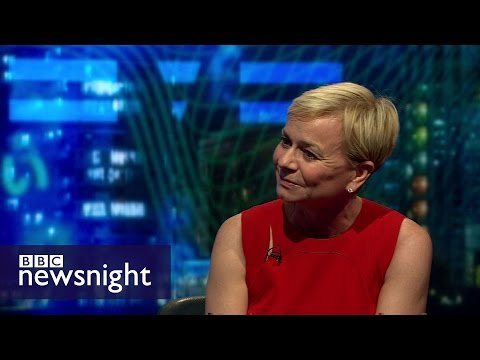 IBM's Harriet Green explains the internet of things - BBC Newsnight