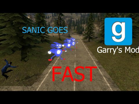 Gmod -  Sanics Legacy