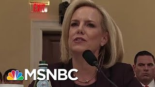 Watch Trump's Border Czar Confronted Over Trump 'Cages' | The Beat With Ari Melber | MSNBC