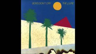 The Cure - Boys Don
