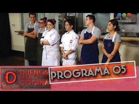 Dueños de la Cocina - Programa 5