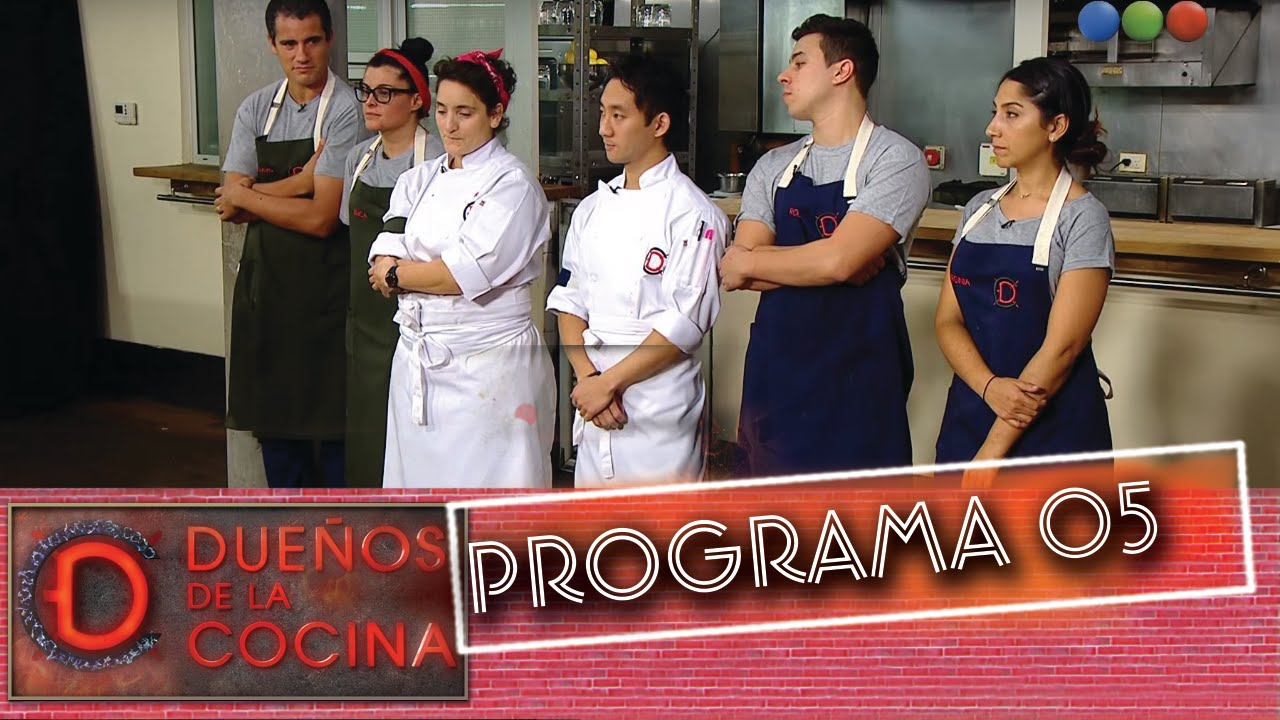 Programa 5 22 05 2016 Due Os De La Cocina Youtube
